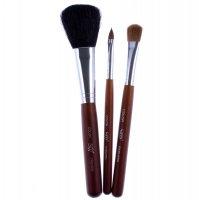 Набор vogue серии sw mahogany для макияжа (3 шт.)