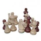 Шахматные фигуры №5 в деревянном бокс