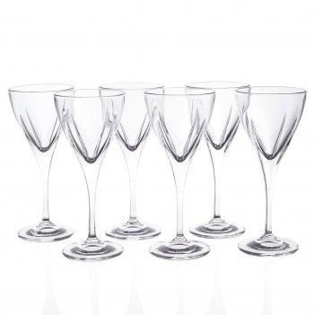 Набор бокалов для вина rcr fusion 190мл (6 шт)