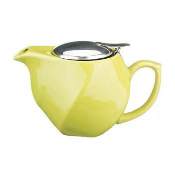 Заварочный чайник 500 мл.зеленый (кор=24шт.)