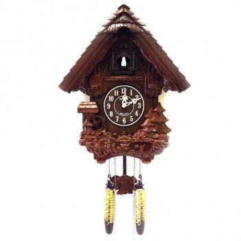 Часы с кукушкой sinix 693 weel