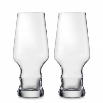 Набор из 2-х бокалов для пива, объем: 450 мл, материал: бессвинцовый хруст