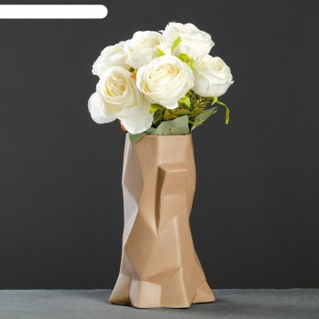 Кашпо-вазочка керамическое дерево 20*12см