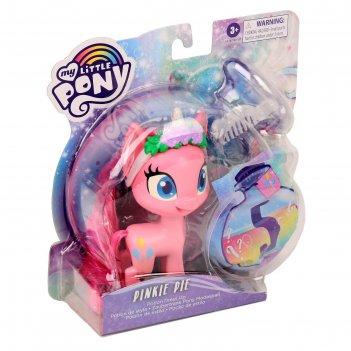 Набор игровой «волшебная пони-модница пинки пай», микс