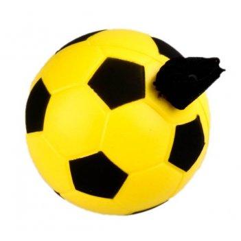 Мяч -прыгун с резинкой, 6,3 см, pvc материал.