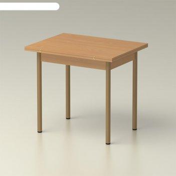 Стол обеденный  раскладной 860х650, бук