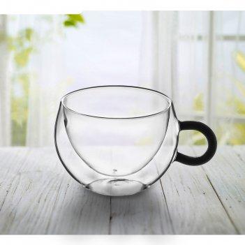 прозрачные чашки