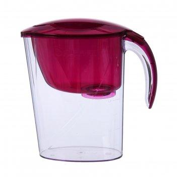 Фильтр-кувшин барьер-эко, цвет пурпурный