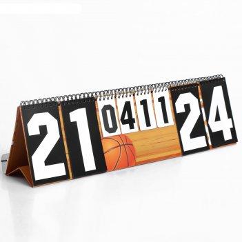 Табло счета баскетбол