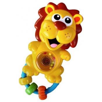 Игрушка львенок, свет, звуки, элементы питания входят в комплект