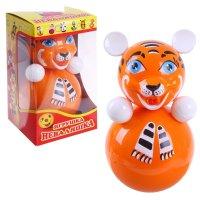 Неваляшка тигренок в художественной упаковке