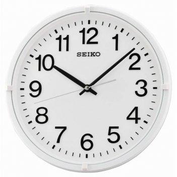 Настенные часы seiko qxa652wn