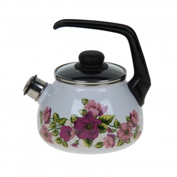 Чайник со свистком violeta, 2л