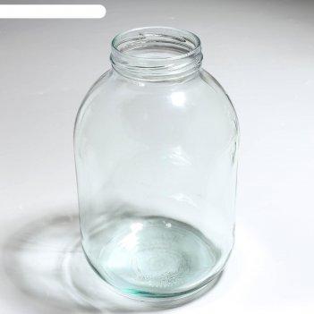 Банка стеклянная 0,5 л то-82 (фасовка по 15 шт.)