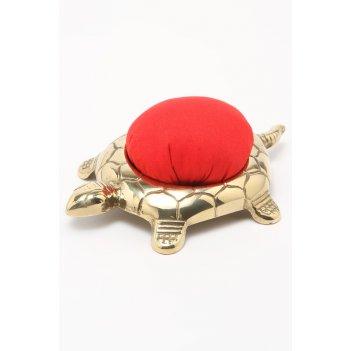 Игольница черепаха, 7х10 см