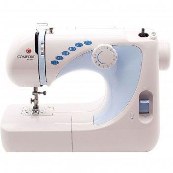 Швейная машина comfort 300, 85 вт, 17 операций, вертикальный челнок, эласт