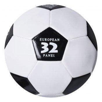 Мяч футбольный classic р.5 pvc, 32 панели 3 под. слоя, машин. сшивка, 300