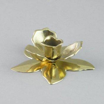 al-80-317 подсвечник роза