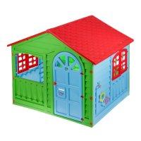 Детский игровой домик счастливый