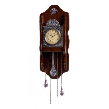 Настенные часы гранат серия gb gb 16301 granat