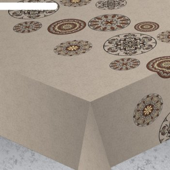 Скатерть alba вагнер 120х140 см