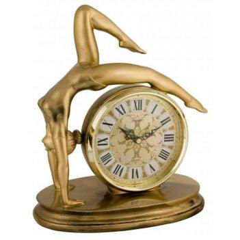 Скульптурные часы из полимерных смол восток 8325-1