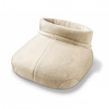 Массажер-грелка для ног beurer fwm50, 20 вт, 1 уровень массажа, 1 уровень