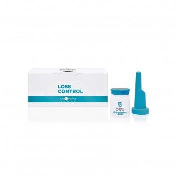 Лосьон против выпадения волос hair company professional loss control, 10 а