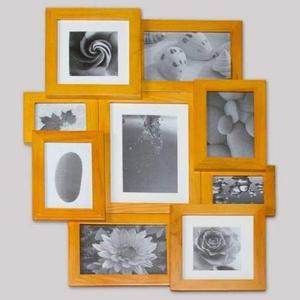 Фоторамка-коллаж на 9 фото
