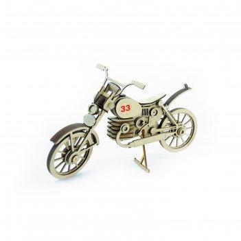 Конструктор мотоцикл 33