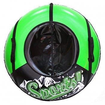 Санки надувные тюбинг sport автокамера, диаметр 100 см