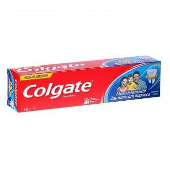 Зубная паста colgate «максимальная защита от кариеса», свежая мята, 100 мл