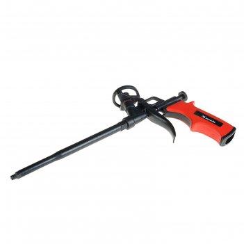 Пистолет для монтажной пены matrix, тефлоновое покрытие, двухкомпонентная