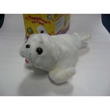 Т51329, мягкая игрушка - морской котик (22 см.)