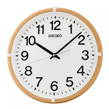 Настенные часы seiko qxa652g