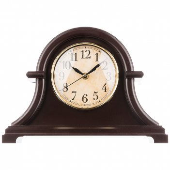 Часы настольные кварцевые royal house 32*22 см диаметр циферблата=13 см цв