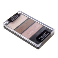Тени для век трио wet n wild color icon eyeshadow trio e380b walking on eg