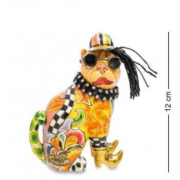Tg-3746 статуэтка собака рэй (томас хоффман)