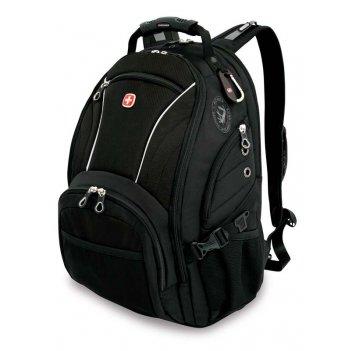 Рюкзак wenger, синий/чёрный, полиэстер 900d/м2 добби, 36x19x47 см, 32 л