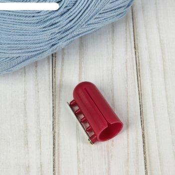 Напёрсток для вязания жаккардовых узоров, d=15мм