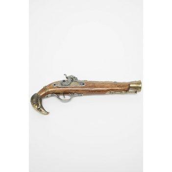 пистолеты из бронзы