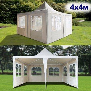 Шатёр павильон 5x6.8м. ткань poly/280gr.