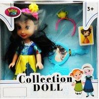 Кукла collection doll. белла, набор аксессуаров