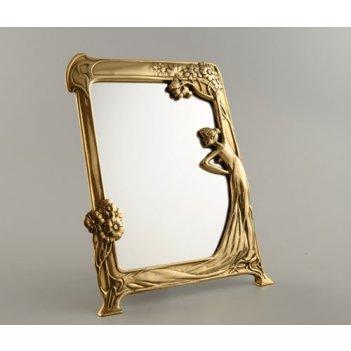 Зеркало настол. танцовщица