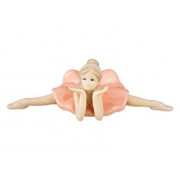 Фигурка балерина 5*14*7 см.