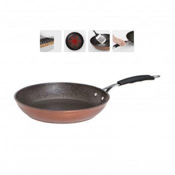 Сковорода с антипригарным покрытием, 28 см medena