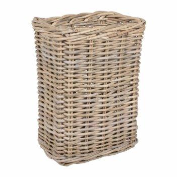 Плетеная корзина для зонтов