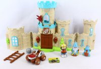 """1toy игровой набор """"мой маленький мир"""": замок, аксессуары, фигур"""