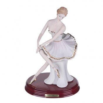 Статуэтка балерина 21*16 см. высота=33 см.