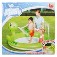 Игровой бассейн черепаха, 180 х 152 х 66 см, 130 л